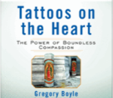 Book Discussion Group: Tattoos on the Heart: The Power of Boundless Compassion