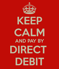 Direct Debit Contributions