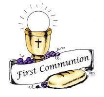 First Communion at Blessed Sacrament