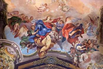 Anticipation Mass of the Assumption of Mary
