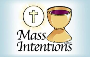 Mass Intention Availability