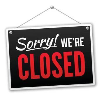 Parish Office Closes at Noon