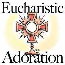 Eucharistic Adoration This Friday, March 1st