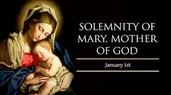 Vigil Mass of Mary, Mother of God