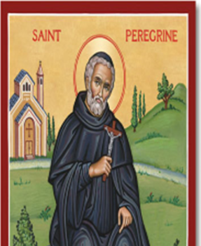 St. Peregrine In Person Mass  Returning in May 2021
