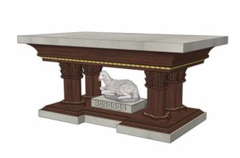 THE NEW ALTAR