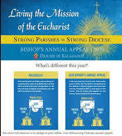Stewardship Prayer for the Bishop's Annual Appeal
