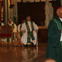 Archbishop Celebrates Thanksgiving Mass at St. Anthony