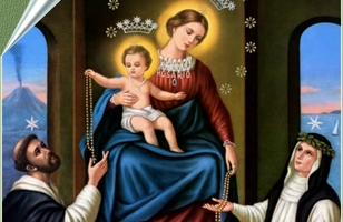 Feast of the Holy Rosary Schedule