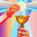Drive Through Communion Offered in May