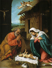 Nativity of the Lord - Christmas Eve