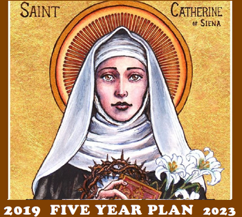 St. Catherine of Siena: Five Year Plan - Este Plan Pastoral de Cinco Años