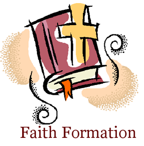K-12 Faith Formation Registration Starting August 20th