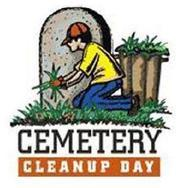 Cemetery Cleanup Day