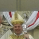 Bishop Nelson Perez Administers the Sacrament of Confirmation at Saint Anselm Church