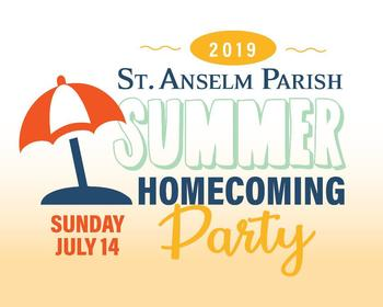 2019 Summer Homecoming Party