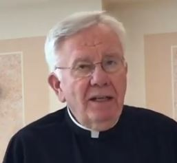 Message from Father Sweany on Friday, March 27, 2020