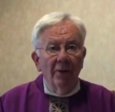Father Sweany Reflects on the Gospel for the 5th Sunday of Lent-March 29, 2020