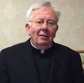 Father Sweany Video Message March 20, 2020