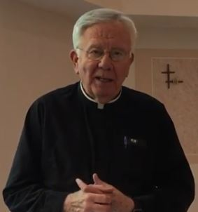Father Sweany Video Message on March 23, 2020