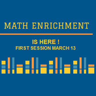 New Math Enrichment Program