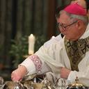 Bishop Tobin Celebrates Chrism Mass