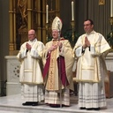 Two Ordained Deacons