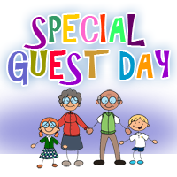 Grandparent's/Special Guest Day