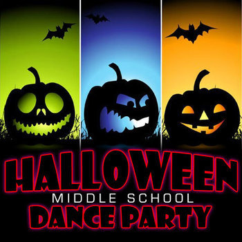 Halloween Middle School Dance Party