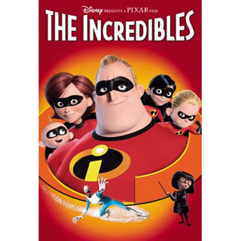 """FREE"" Family Movie Night - The Incredibles"