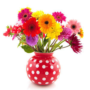 Teacher Appreciation Week - Flower Day