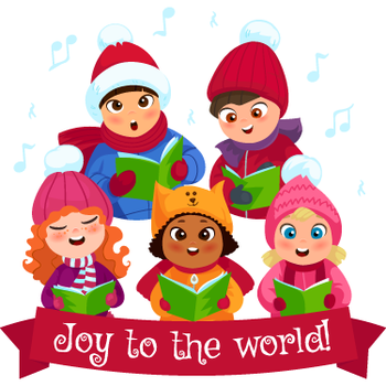 Caroling in the Square - Children's Choir