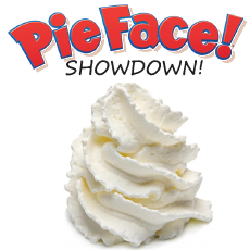 Pie Face Showdown - ROUND #1