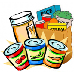 Can Food Friday - canned vegetables and macaroni & cheese.