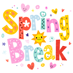 Spring Break - No School