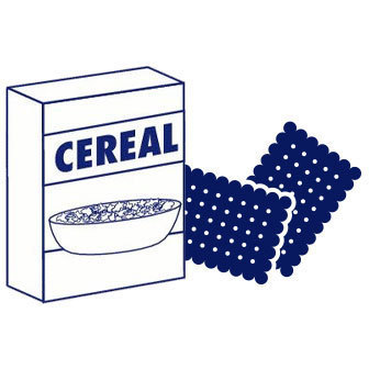 Can Food Collection - Cereal & Pop-Tarts