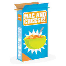 Can Food Friday - Mac & Cheese