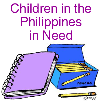Children in the Philippines in Need - Deadline