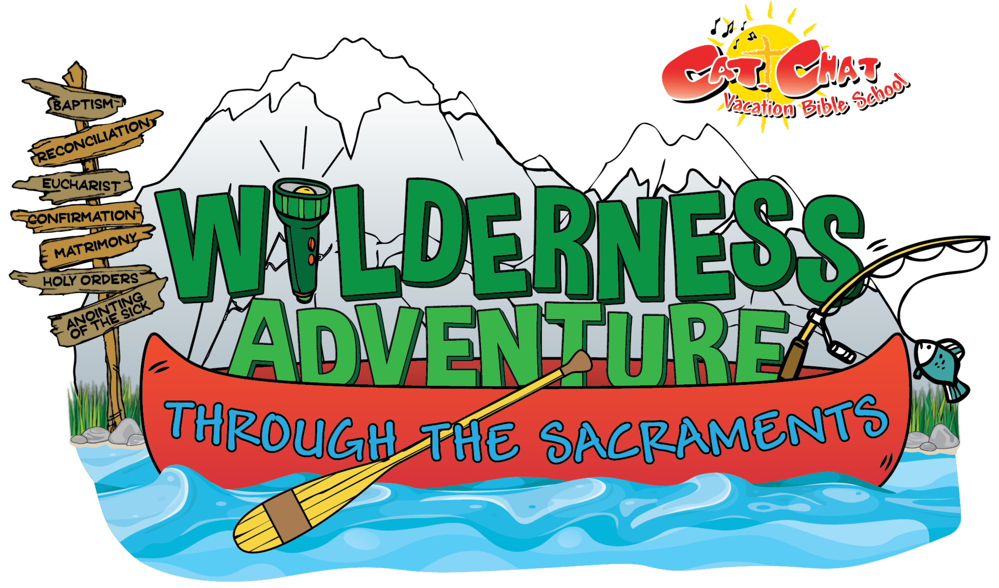 Sign Up for ST. Mary's Vacation Bible School 2020!