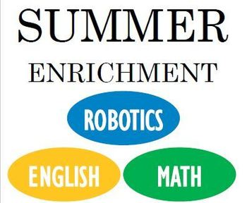 2019 Summer Enrichment Classes