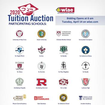 WLAE Tuition Auction Bidding Now Open!