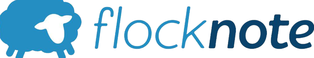 sign up for flocknote here!