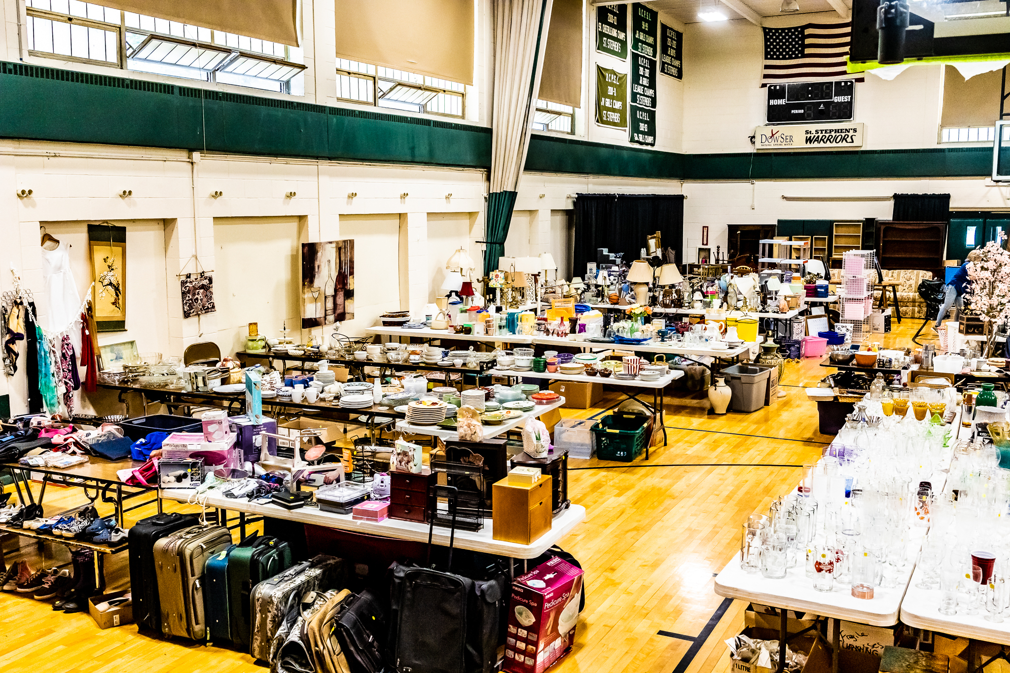 Tag Sale Time!