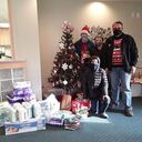 Beginnings Care for Life Center families receive Christmas gifts from St. Charles