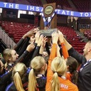 St. Teresa Volleyball Places 3rd in State