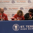 St. Teresa's DaeLin Switzer Signs with NIU