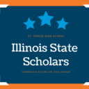 St. Teresa Illinois State Scholars Named