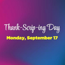 Thank-Scriping Day