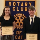 St. Teresa Seniors Named Rotary #180 Scholar Athletes