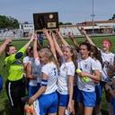 Girls Soccer Makes School History Winning First Sectional Title